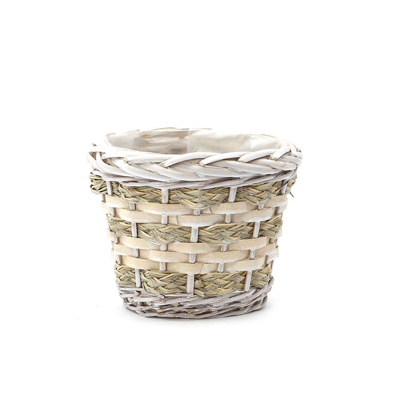 high-quality outdoor wicker plant pot suppliers for garden-2