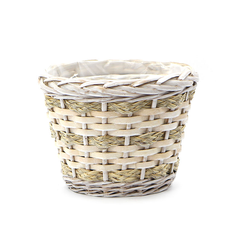 high-quality outdoor wicker plant pot suppliers for garden-1