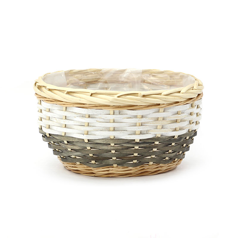 Yimeng Qingliu New outdoor wicker flower pots for business for outdoor-1