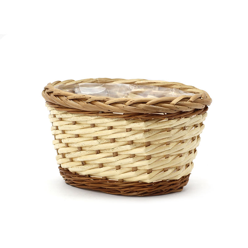 Yimeng Qingliu wholesale large wicker plant basket suppliers for indoor-2