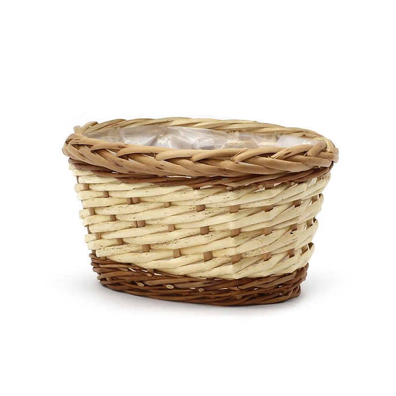 Yimeng Qingliu wholesale large wicker plant basket suppliers for indoor-1