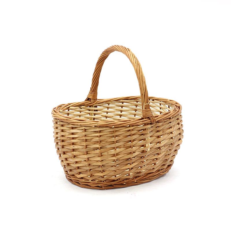 Yimeng Qingliu wood flower basket manufacturers for outdoor-2