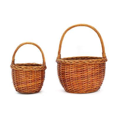 Special Pot Shape Shopping Basket
