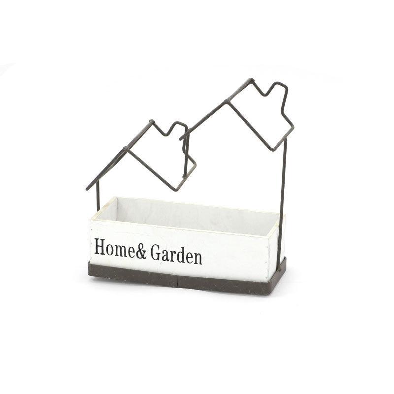"""Adorable """"Home&Garden""""Plant Box"""