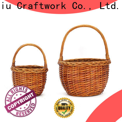 Yimeng Qingliu cane basket supply for boy