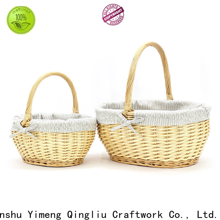 Yimeng Qingliu basket shopper for business for outside