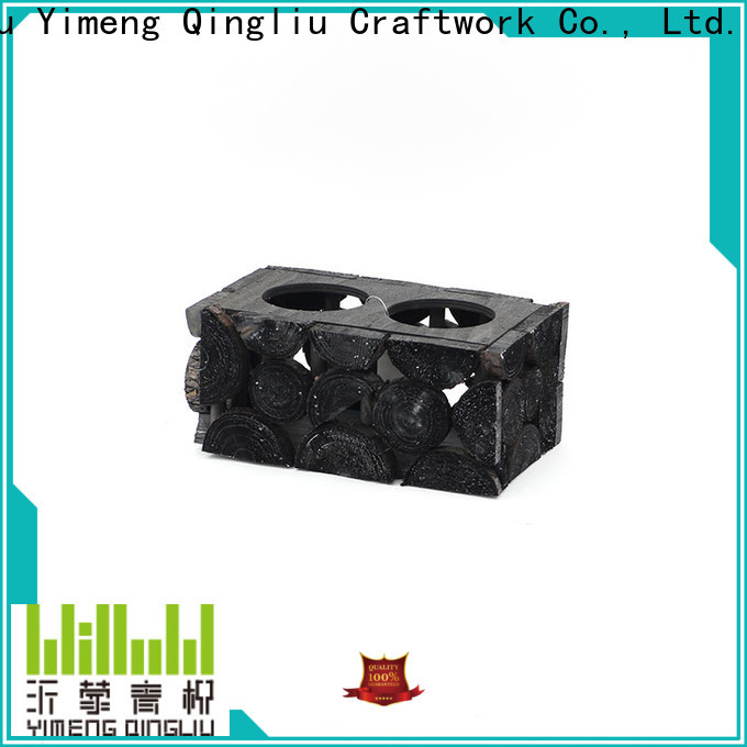 Yimeng Qingliu wicker basket plant pot factory for patio