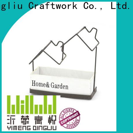 New outdoor wicker flower pots manufacturers for outdoor