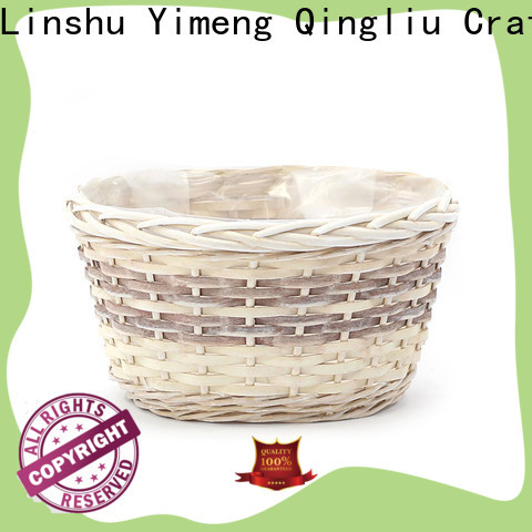 best woven plant basket suppliers for indoor