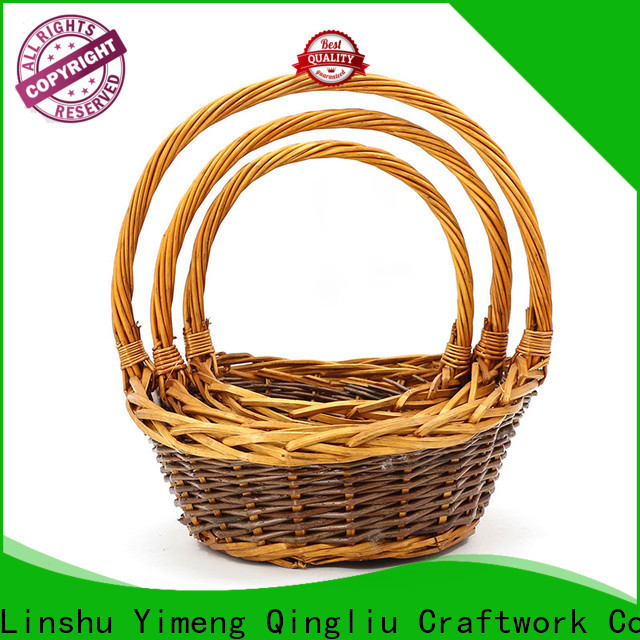 Yimeng Qingliu sympathy fruit baskets suppliers for outside