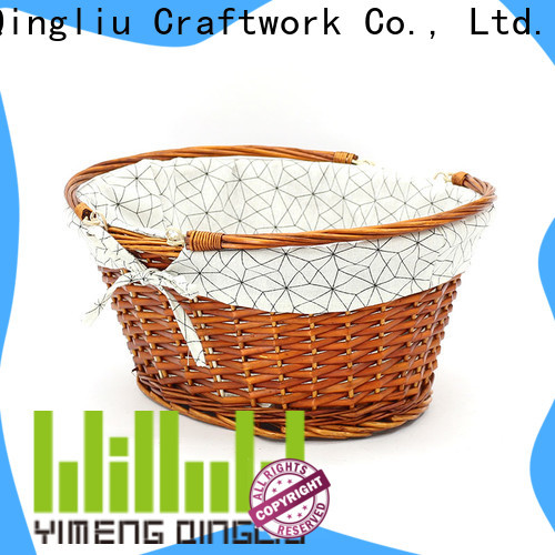 Yimeng Qingliu shopper basket factory for gift