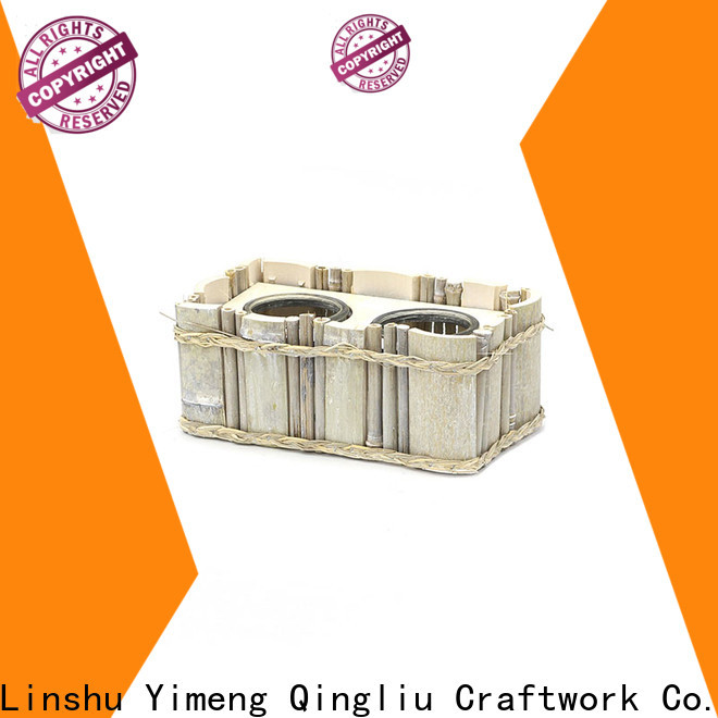 Yimeng Qingliu wholesale outdoor wooden planters supply for patio