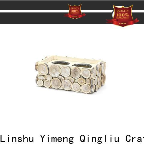 Yimeng Qingliu handmade wooden planters factory for outdoor