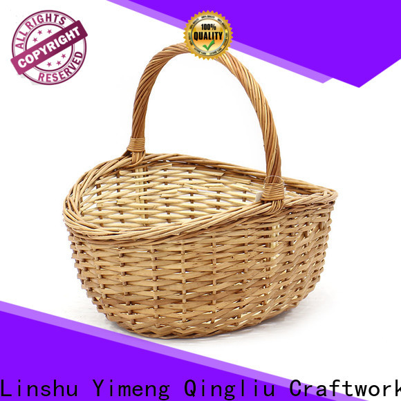 top christmas hamper baskets manufacturers for outdoor
