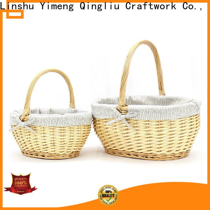 Yimeng Qingliu custom sympathy baskets company for woman