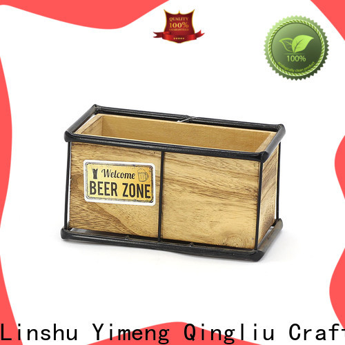 Yimeng Qingliu best wooden planters outdoor suppliers for garden