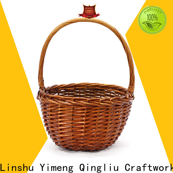 Yimeng Qingliu rose flower basket for business for woman
