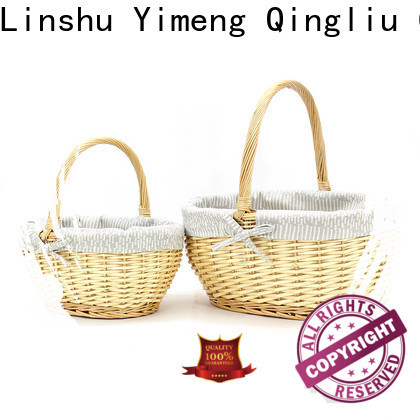 Yimeng Qingliu fruit flower basket company for present