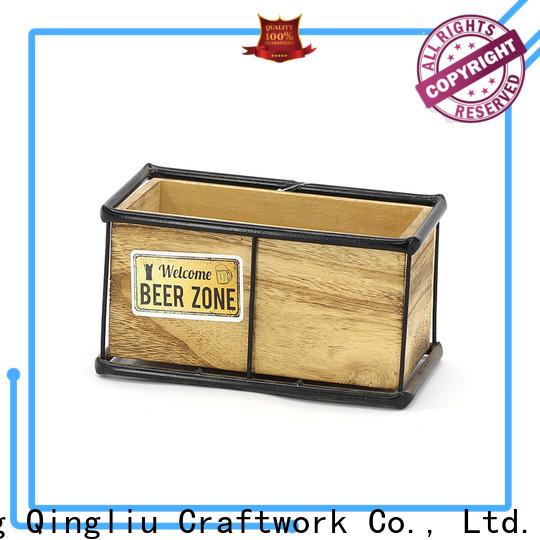 Yimeng Qingliu custom quality wooden planters factory for garden