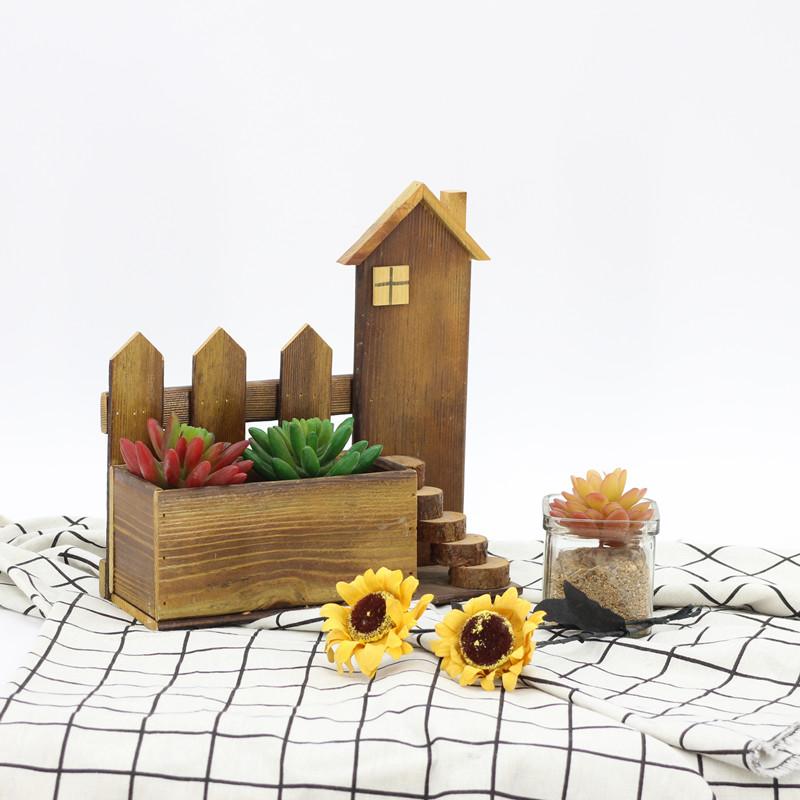 Yimeng Qingliu latest custom wooden planters suppliers for garden-1