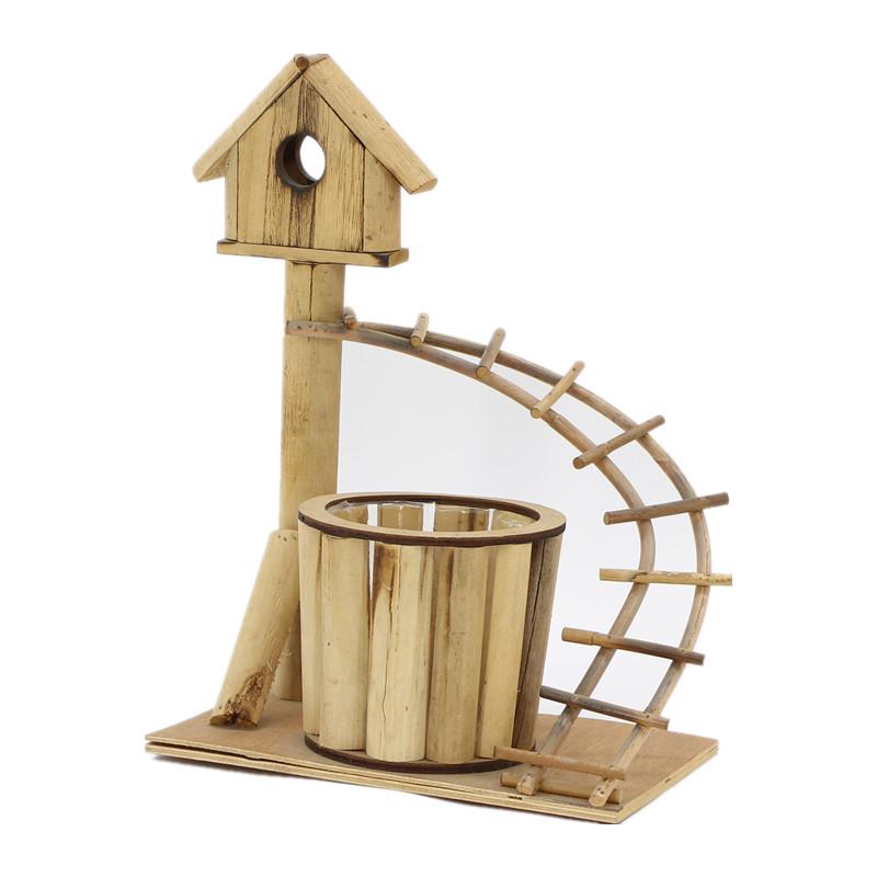 Yimeng Qingliu New wooden laundry bins manufacturers for garden-1