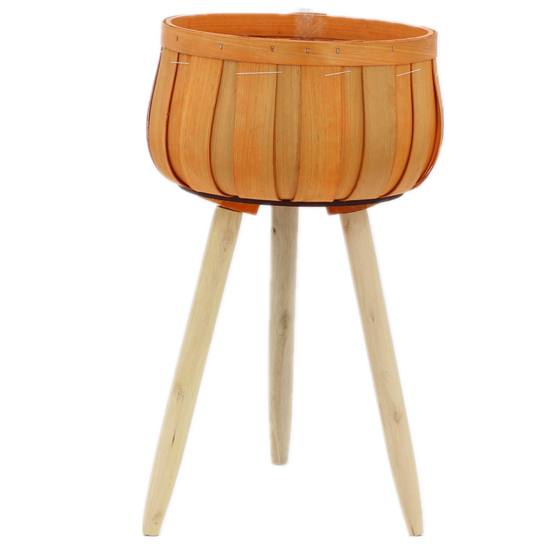 Yimeng Qingliu New square wooden planters manufacturers for garden-2