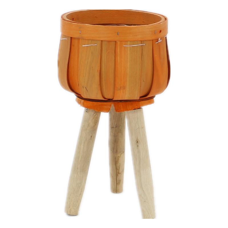 Yimeng Qingliu New square wooden planters manufacturers for garden-1