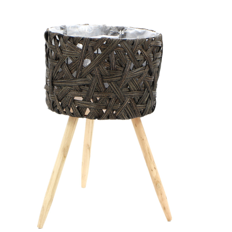 Yimeng Qingliu New wooden planters supply for outdoor-2