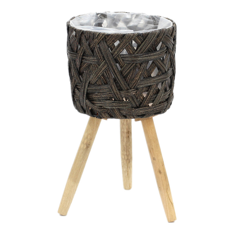 Yimeng Qingliu New wooden planters supply for outdoor-1
