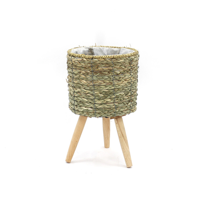 Yimeng Qingliu seagrass planter manufacturers for patio-2
