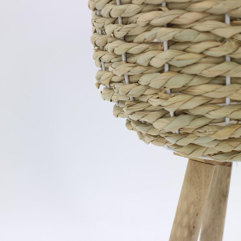 Yimeng Qingliu seagrass magazine rack for business for patio-1