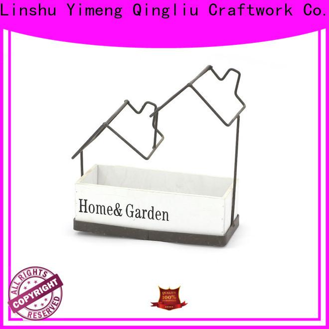 Yimeng Qingliu wicker garden planters manufacturers for indoor