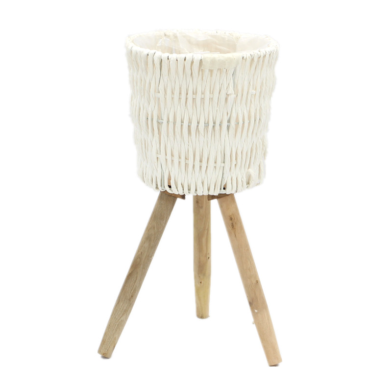 Yimeng Qingliu wholesale large seagrass plant basket for business for garden-2