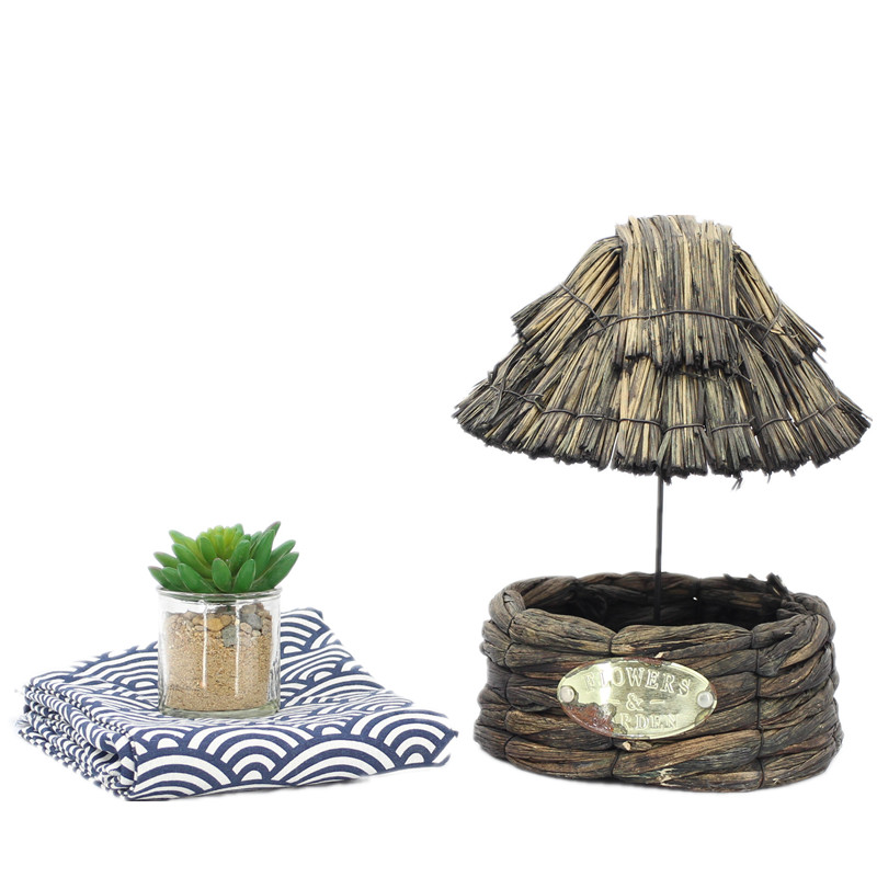 Yimeng Qingliu high-quality hanging seagrass planter factory for outdoor-1