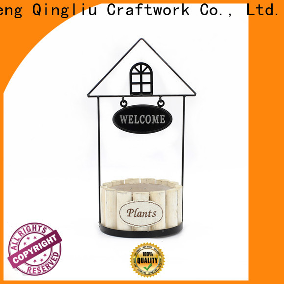 wholesale wooden flower pots wholesale company for outdoor