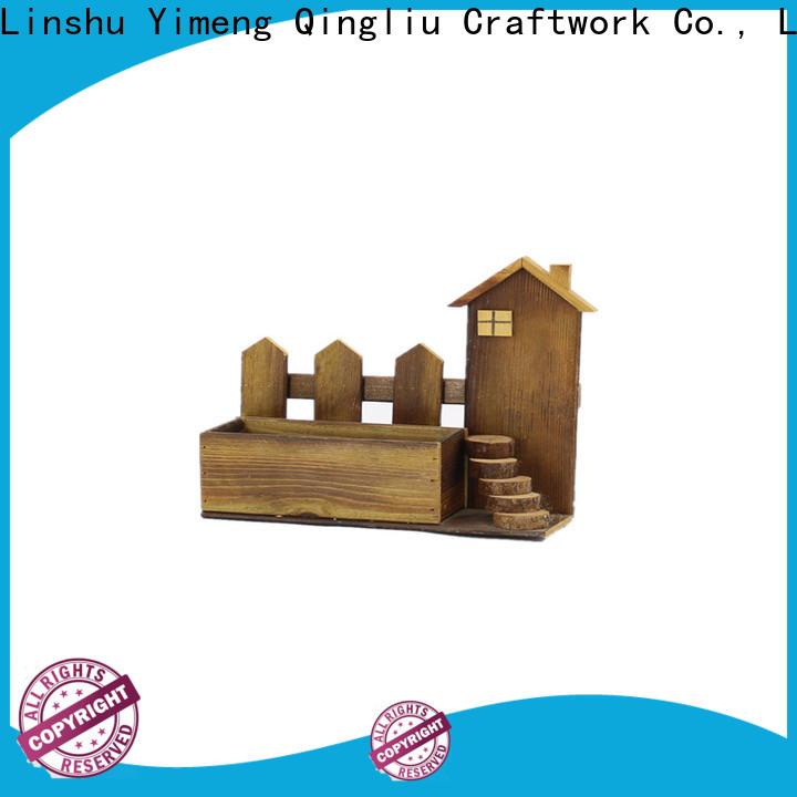 Yimeng Qingliu latest custom wooden planters suppliers for garden