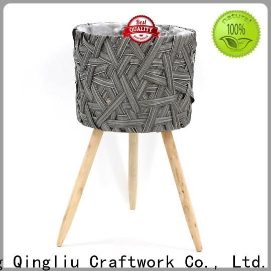 Yimeng Qingliu custom made wooden planters company for outdoor