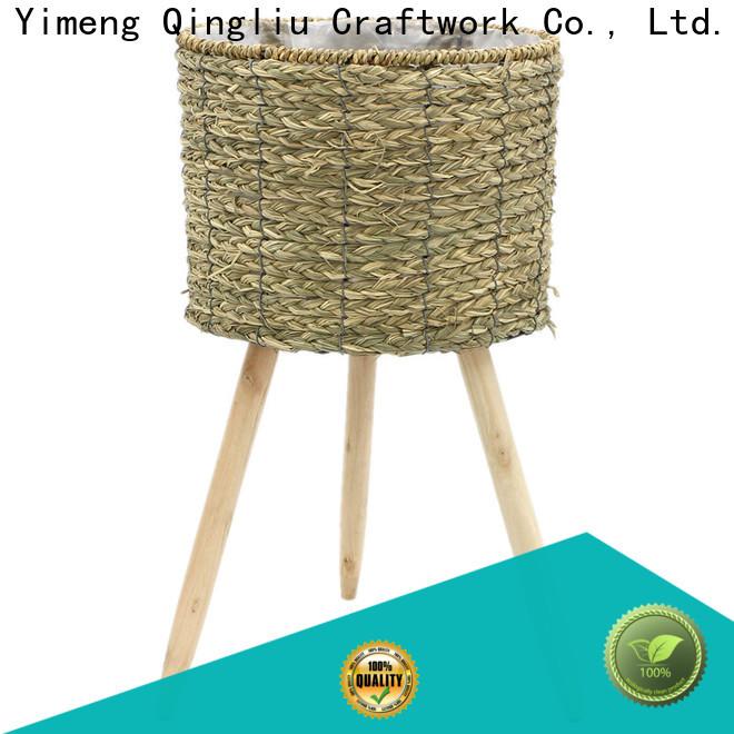 Yimeng Qingliu best seagrass plant pot manufacturers for garden
