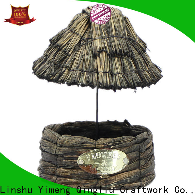 Yimeng Qingliu best seagrass plant pot for business for garden