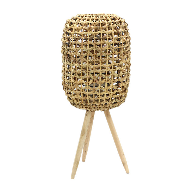 New Design Seagrass Candle Lantern