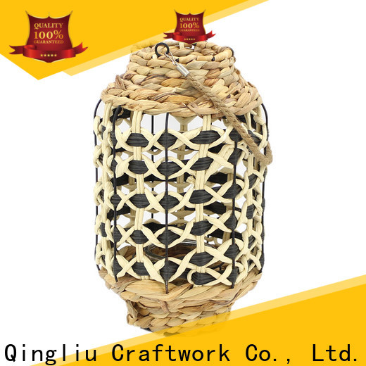 Yimeng Qingliu best rattan lantern large suppliers for patio