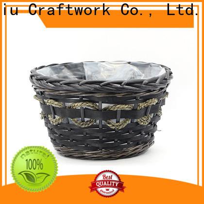 Yimeng Qingliu top wicker indoor plant pots company for patio