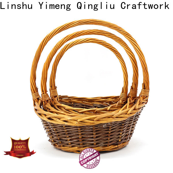 New gift basket delivery factory for present
