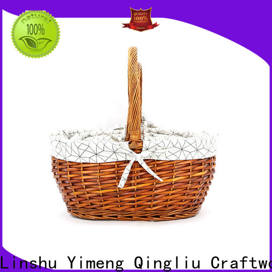 high-quality natural wicker basket manufacturers for boy