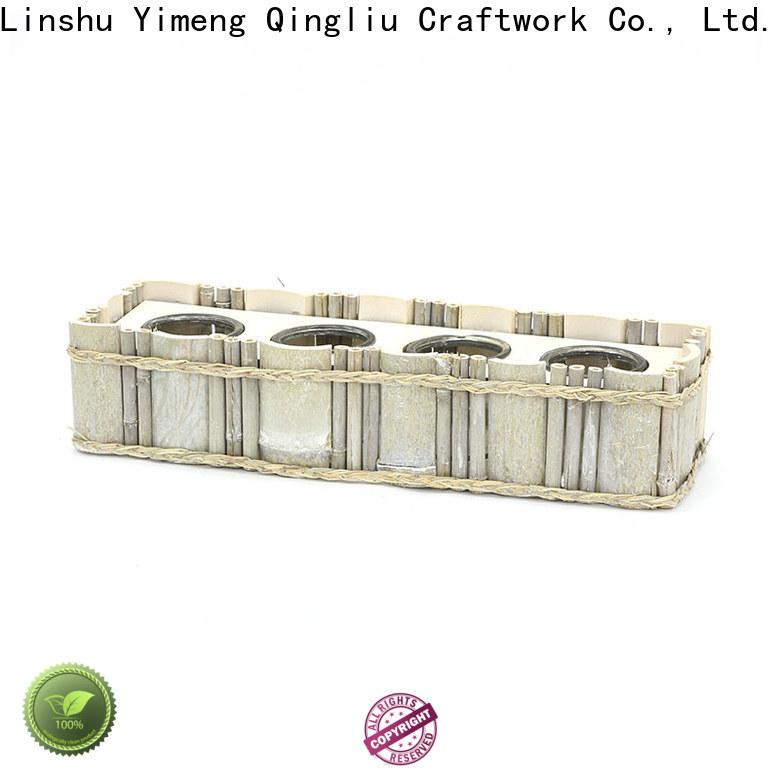Yimeng Qingliu wholesale outdoor wooden flower pots factory for garden