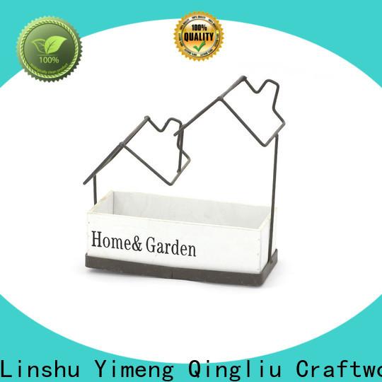 Yimeng Qingliu custom wicker wall baskets for plants company for indoor