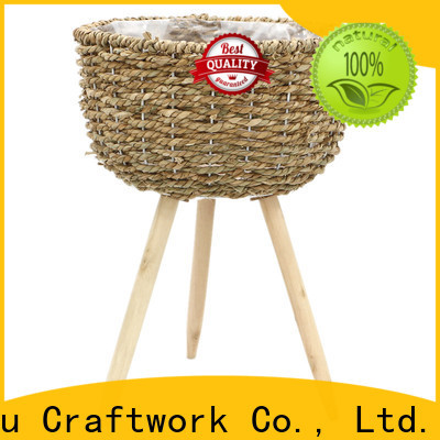 Yimeng Qingliu latest seagrass pots for business for outdoor