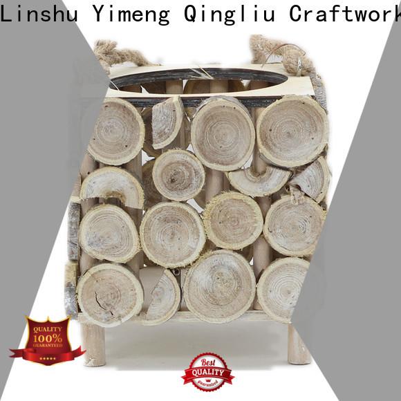 Yimeng Qingliu contemporary wooden planters company for garden