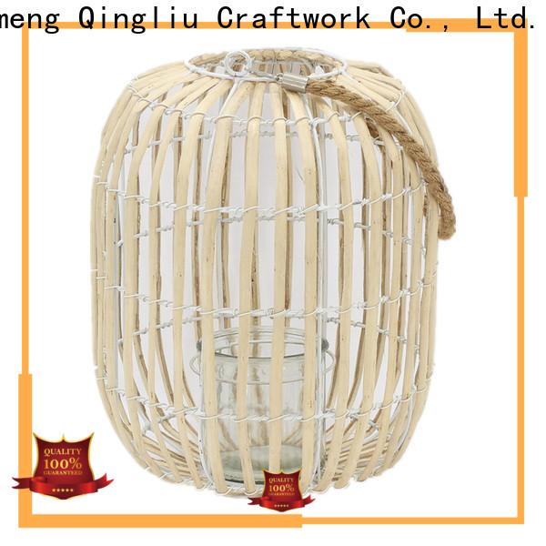 Yimeng Qingliu custom outdoor woven lantern suppliers for patio