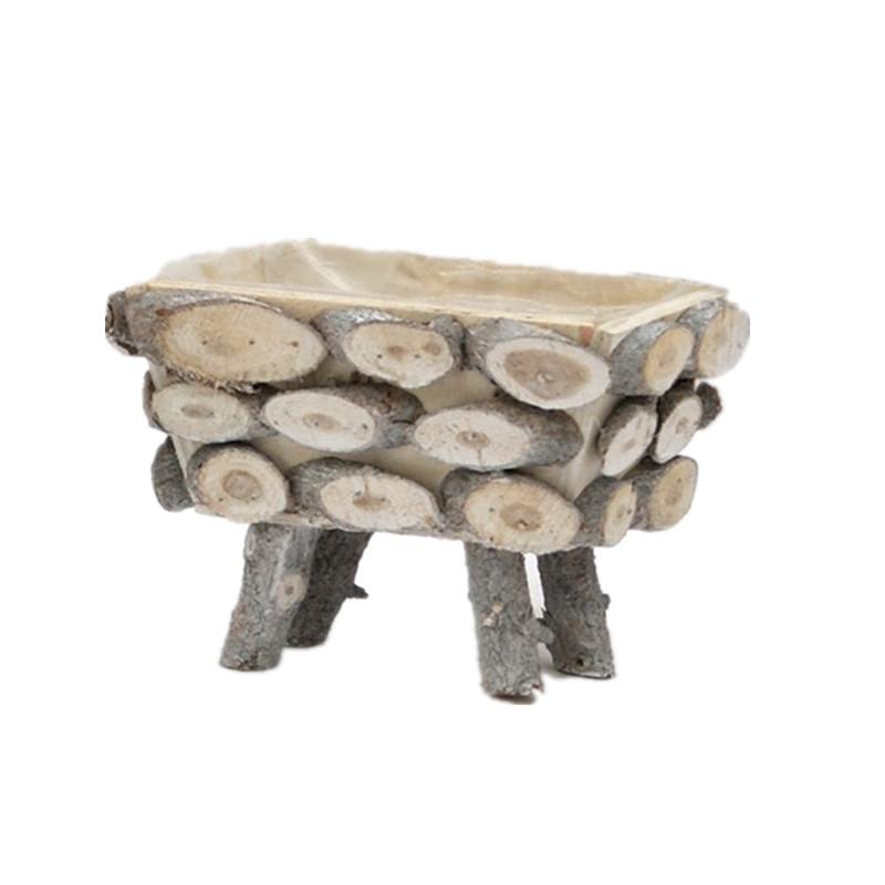 Yimeng Qingliu large wooden flower pots manufacturers for patio-1